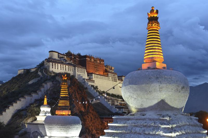 Sightseeing Tours of Tibet