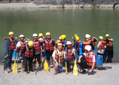 River Rafting of Nepal